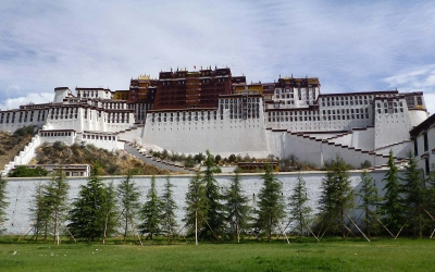 Lhasa Namtso Lake Trek