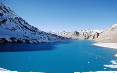 Manaslu and Annapurna Trasverse with Tilicho Lake