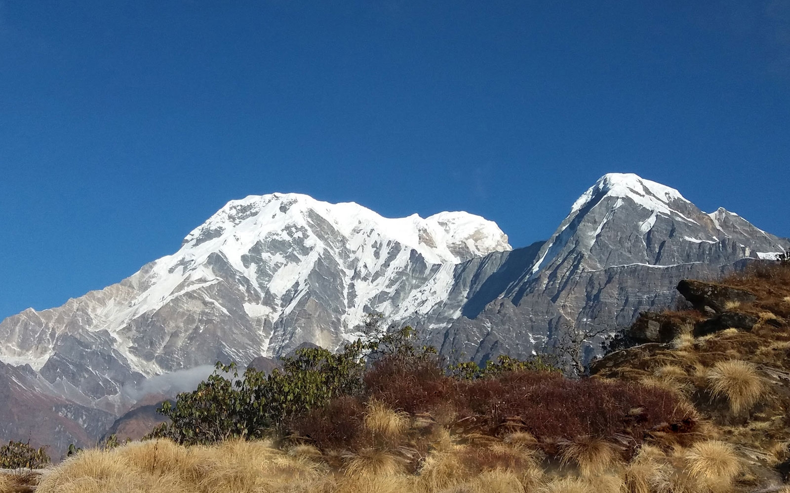 Great Mardi Himal Trek