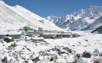 Lantang Valley Trekking