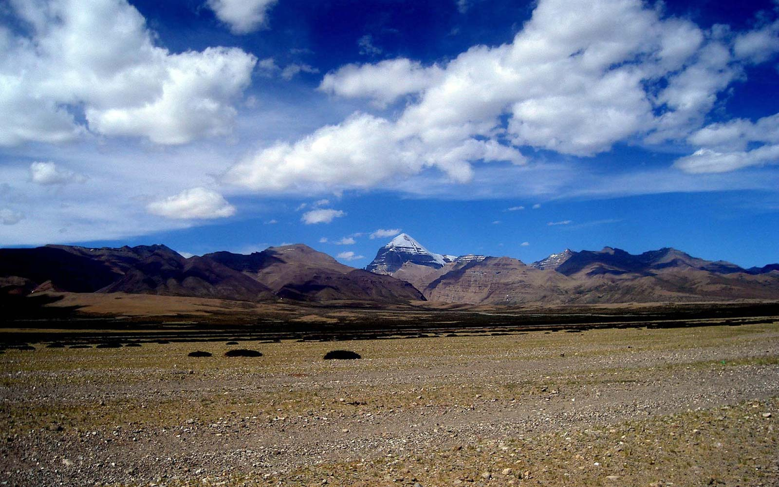 Kailash Mansarovar, Everest & Potala